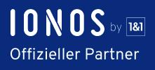 Offizieller IONOS Partner